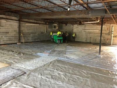 Concrete Floor Construction