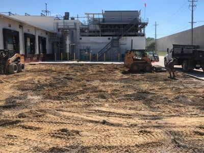 Loading Doc Concrete Construction Site